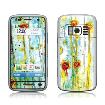 Nokia C6 Skin - Beneath The Surface