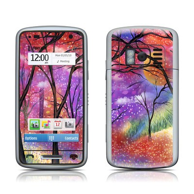 Nokia C6 Skin - Moon Meadow