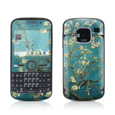 Nokia E5 Skin - Blossoming Almond Tree