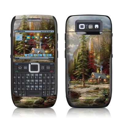 E71 Skin - Mountain Majesty