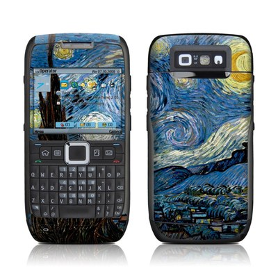 E71 Skin - Starry Night