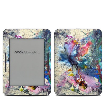 Barnes & Noble NOOK GlowLight 3 Skin - Cosmic Flower