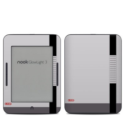 Barnes & Noble NOOK GlowLight 3 Skin - Retro Horizontal