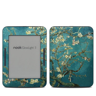 Barnes & Noble NOOK GlowLight 3 Skin - Blossoming Almond Tree