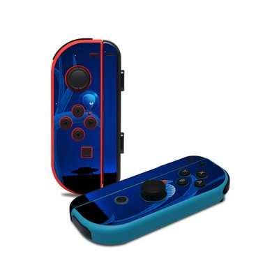 Nintendo Joy-Con Controller - Alien and Chameleon