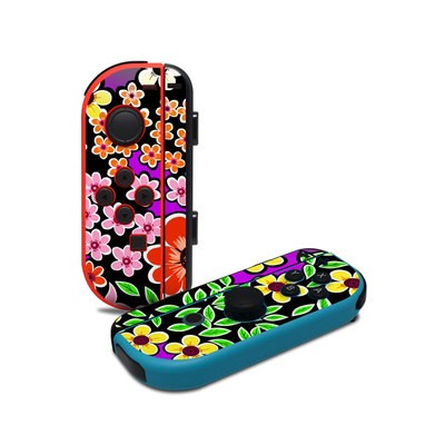 Nintendo Joy-Con Controller Skin - A Burst of Color