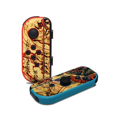 Nintendo Joy-Con Controller Skin - Dragon Legend