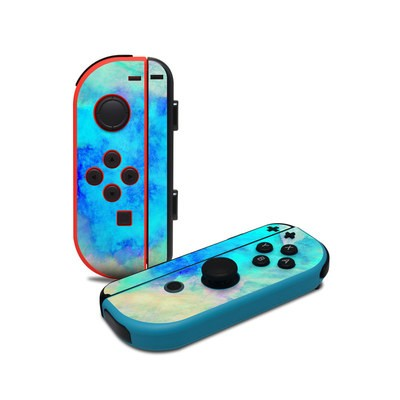 Nintendo Joy-Con Controller Skin - Electrify Ice Blue