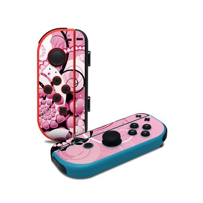 Nintendo Joy-Con Controller Skin - Her Abstraction