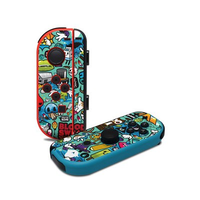Nintendo Joy-Con Controller Skin - Jewel Thief