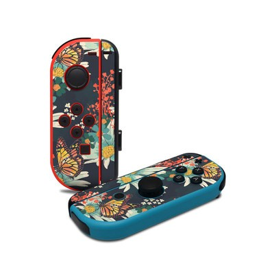 Nintendo Joy-Con Controller Skin - Monarch Grove