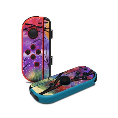 Nintendo Joy-Con Controller Skin - Moon Meadow
