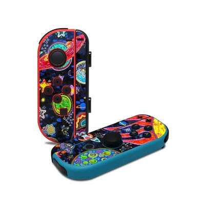 Nintendo Joy-Con Controller Skin - Out to Space