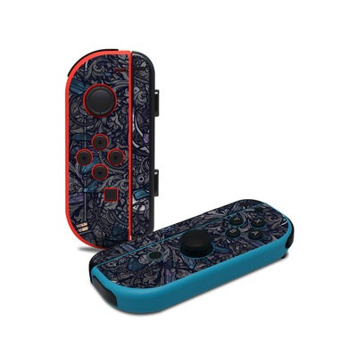 Nintendo Joy-Con Controller Skin - Time Travel