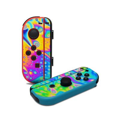 Nintendo Joy-Con Controller Skin - World of Soap