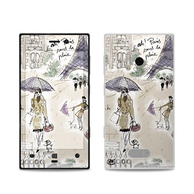 Nokia Lumia 928 Skin - Ah Paris