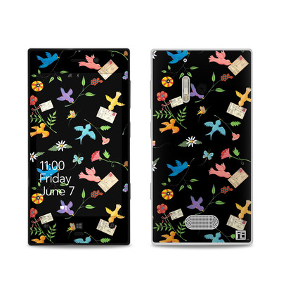 Nokia Lumia 928 Skin - Birds