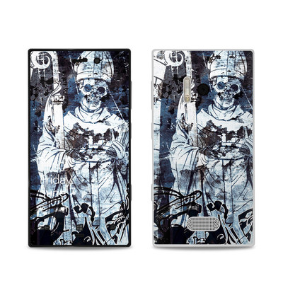 Nokia Lumia 928 Skin - Black Mass