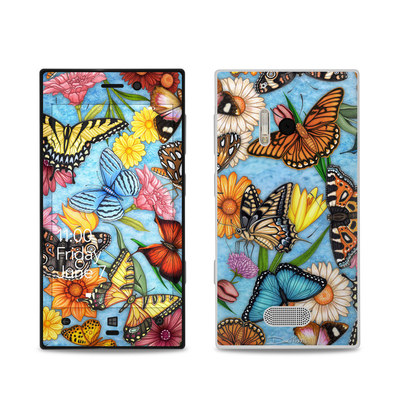 Nokia Lumia 928 Skin - Butterfly Land