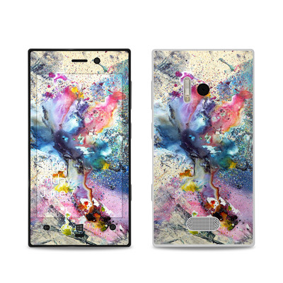 Nokia Lumia 928 Skin - Cosmic Flower