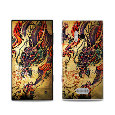 Nokia Lumia 928 Skin - Dragon Legend