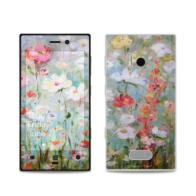 Nokia Lumia 928 Skin - Flower Blooms