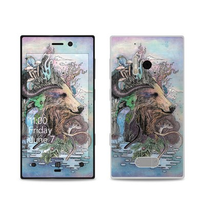 Nokia Lumia 928 Skin - Forest Warden