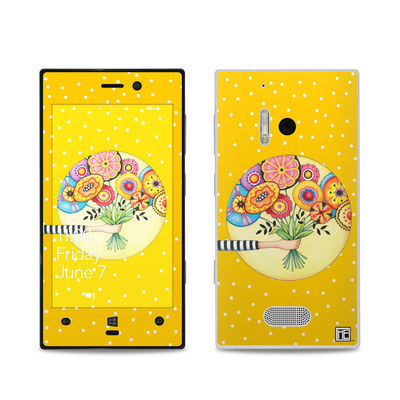 Nokia Lumia 928 Skin - Giving