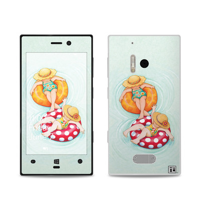 Nokia Lumia 928 Skin - Inner Tube Girls