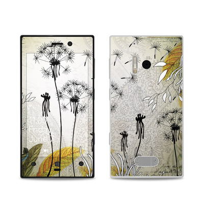 Nokia Lumia 928 Skin - Little Dandelion