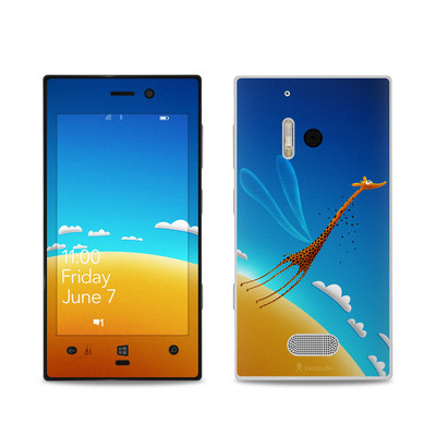 Nokia Lumia 928 Skin - Learn to Fly