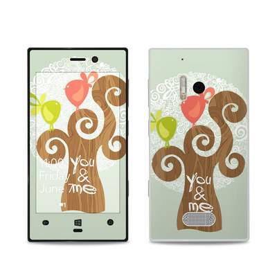 Nokia Lumia 928 Skin - Two Little Birds