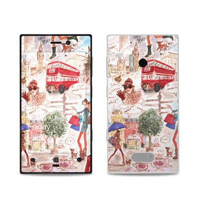 Nokia Lumia 928 Skin - London