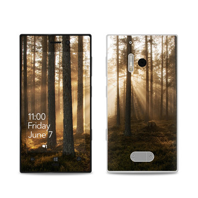 Nokia Lumia 928 Skin - Misty Trail