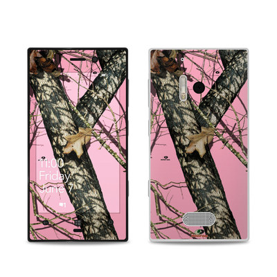 Nokia Lumia 928 Skin - Break-Up Pink