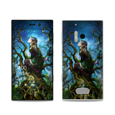 Nokia Lumia 928 Skin - Nightshade Fairy