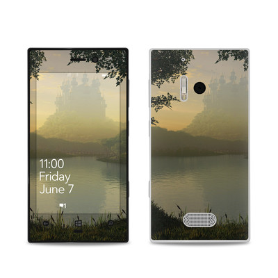 Nokia Lumia 928 Skin - Once Upon A Time