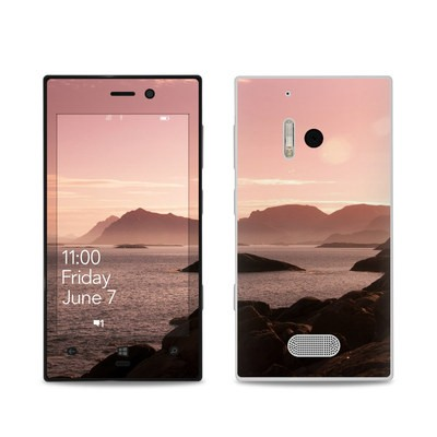 Nokia Lumia 928 Skin - Pink Sea