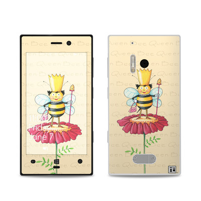 Nokia Lumia 928 Skin - Queen Bee