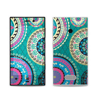 Nokia Lumia 928 Skin - Silk Road