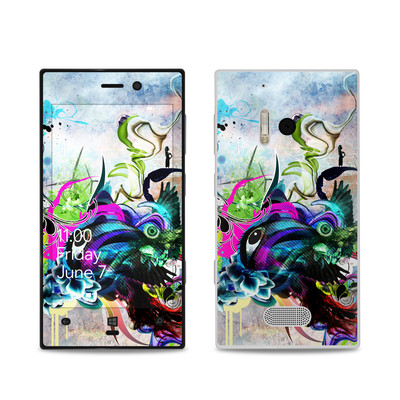Nokia Lumia 928 Skin - Streaming Eye