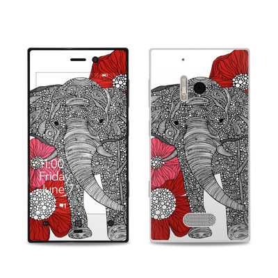 Nokia Lumia 928 Skin - The Elephant