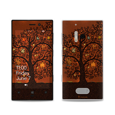 Nokia Lumia 928 Skin - Tree Of Books