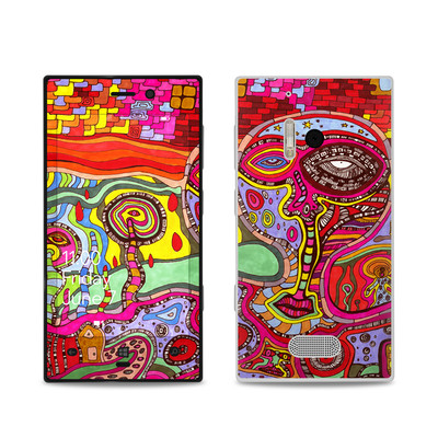 Nokia Lumia 928 Skin - The Wall