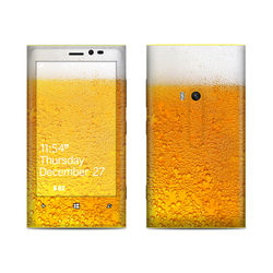 Nokia Lumia 920 Skin - Beer Bubbles