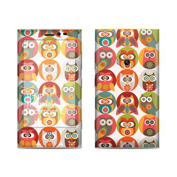 Nokia Lumia 920 Skin - Owls Family