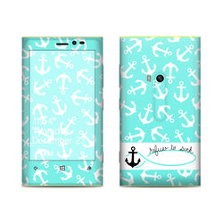 Nokia Lumia 920 Skin - Refuse to Sink
