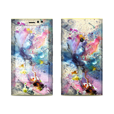 Nokia Lumia 920 Skin - Cosmic Flower