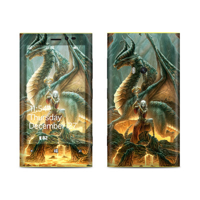 Nokia Lumia 920 Skin - Dragon Mage