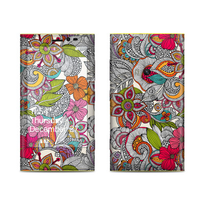 Nokia Lumia 920 Skin - Doodles Color